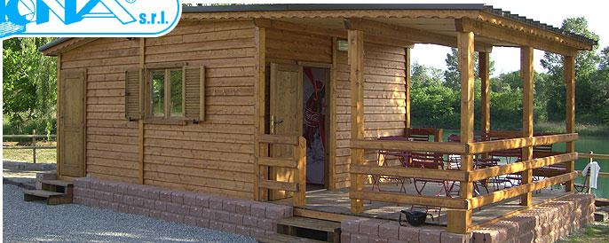Produzione case mobili bungalow preingressi - Case mobili in legno prezzi ...